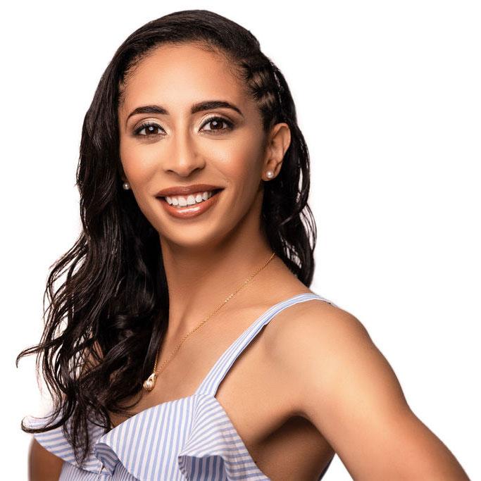 Dance Instructor Bio Headshot Ciara Ikein Ballroom Alchemy Owner Greenville SC